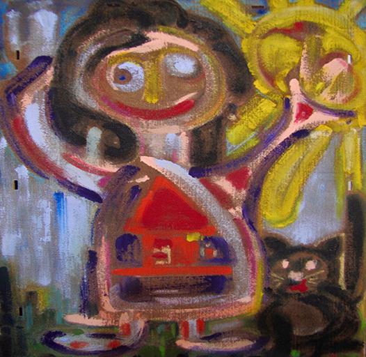 Autoritratto Adriance e la Murla